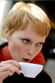 pixie haircuts for 30 year old 30 beautiful portraits of mia farrow with pixie haircut in the