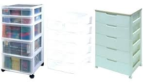 Plastic Storage Cabinets Drawer Storage Cabinet Incredible Plastic
