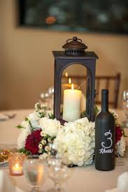 another view of center pieces agreeable table arrangements with candles wedding ideas modern