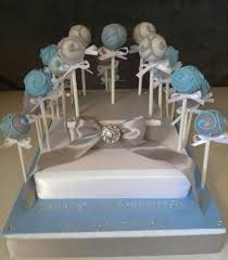 custom made cakes cake pops on a custom made stand cakecentral