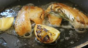 freshwater fish with meyer lemon and rosemary the splendid table
