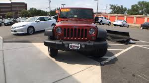 orange jeep orange jeep wrangler in virginia for sale used cars on
