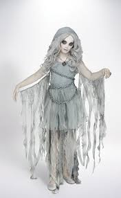 Girls Ghost Halloween Costume Enchanted Ghost Kids Halloween Costumes Savers Australia