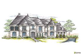 french country home designs bainbridge design group