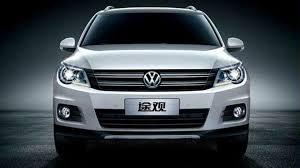 tiguan volkswagen lights volkswagen tiguan facelift unveiled at guangzhou auto show