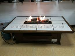 Indoor Fire Pit Coffee Table Outdoor Gas Firepit Table Fireplace Firepit Pan Indoor Fireplace