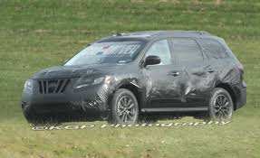 nissan 2008 pathfinder 2013 nissan pathfinder spy photos u2013 news u2013 car and driver