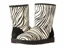 ugg australia zebra s 1019123 boots