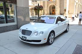 used bentley interior 2006 bentley continental flying spur