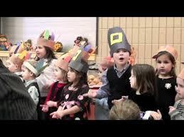 thanksgiving preschool program