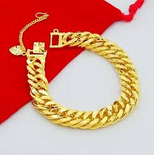 new arrival fashion 24k gp gold plated mens women new arrival fashion 24k gp gold plated mens jewelry bracelet