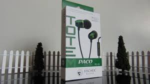 fischer audio totem paco reviews head fi org