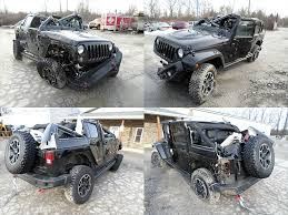 black jeep rubicon 2014 black jeep wrangler rubicon 4 door cleveland power
