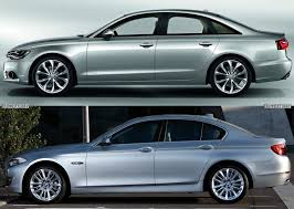 2009 audi a4 vs bmw 3 series photo comparison 2012 audi a6 vs 2011 bmw 5 series