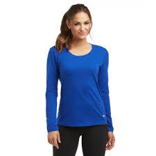 everlast sport women u0027s long sleeve t shirt