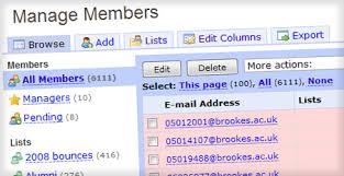 alumni database software free membership software membership database and online