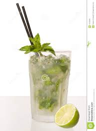 peppermint martini clip art caipirinha cocktail with lime and peppermint stock image image