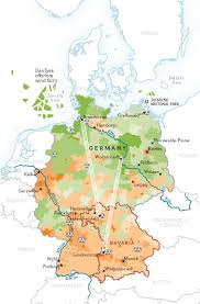 Map Of Belgium And Germany Germany Has Some Revolutionary Ideas And They U0027re Working