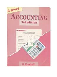 a level accounting h randall