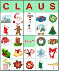 printable christmas bingo cards pictures bingo cards for christmas