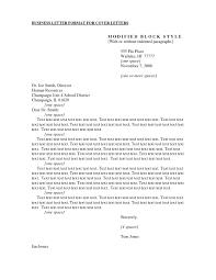 formal letter writing format images letter format examples