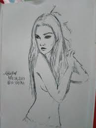 a bit of gesture drawing u2014 steemit