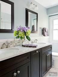 Repaint Bathroom Vanity by Weekend Project Paint A Bathroom Vanity My Colortopia