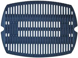 weber q100 grill replacement cast iron cooking grid repair part 63811