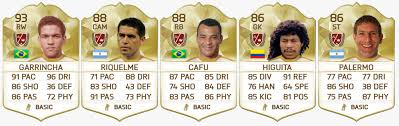 legends from around the world fifa forums