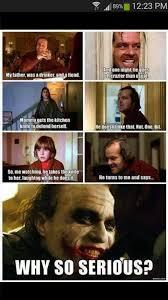 Batman Joker Meme - list of synonyms and antonyms of the word jack nicholson joker meme