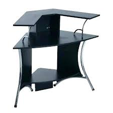 black corner computer desk black glass corner desk black glass corner desk corner computer desk