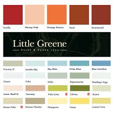 my georgian paint color picks from the colours of england