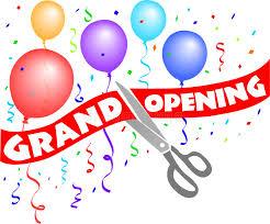 grand opening ribbon grand opening ribbon cutting e stock vector illustration of
