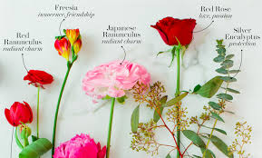 the secret language of flowers these are the most romantic