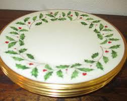 christmas dinnerware christmas dinnerware etsy