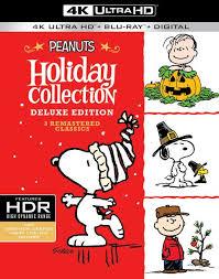 brown peanuts specials dvd news press release for peanuts