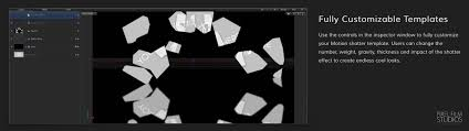a new plugin entitled inmotion3d shatter was released today from