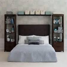 Floating Headboard With Nightstands by King Size Floating Headboard W Nightstands In Espresso Floating