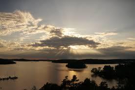 Beautiful Landscapes Free Images Sea Coast Water Nature Horizon Cloud Sky Sun
