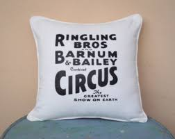 circus decor etsy