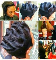 soft waves for short black hair 135 best cut up i liv images on pinterest pixie cuts short cuts