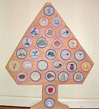 tree ornaments catholic homeschooling