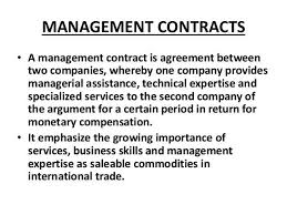 contract between two companies for services two party contract