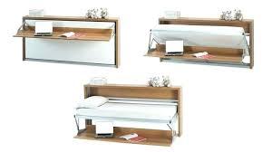 bureau rabatable petit bureau pliable lit enfant pliable meuble lit bureau
