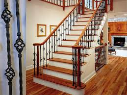 Stairway Banisters Stairs Stunning Stair Balusters Stair Balusters Wrought Iron