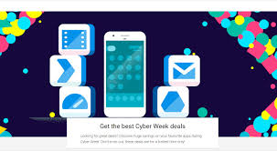 play s cyber week deals are live
