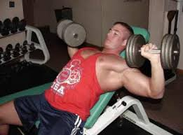 Bench Press Hypertrophy Developing The Chest A Course In Hypertrophy