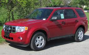 2010 ford escape information and photos zombiedrive