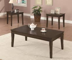 coffee table and end table sets 2 coaster occasional table sets modern coffee table and end table