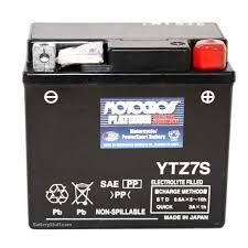 ytz7s battery yuasa motocross 12 volt motorcycle batteries